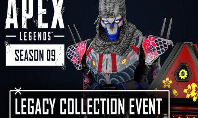 Η εταιρία Respawn, γνωστή για το παιχνίδι της Apex Legends, μας ανακοίνωσε την ημερομηνία έναρξης του collection event της Season 9.