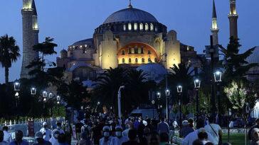 Αγία Σοφία της Κωνσταντινούπολης