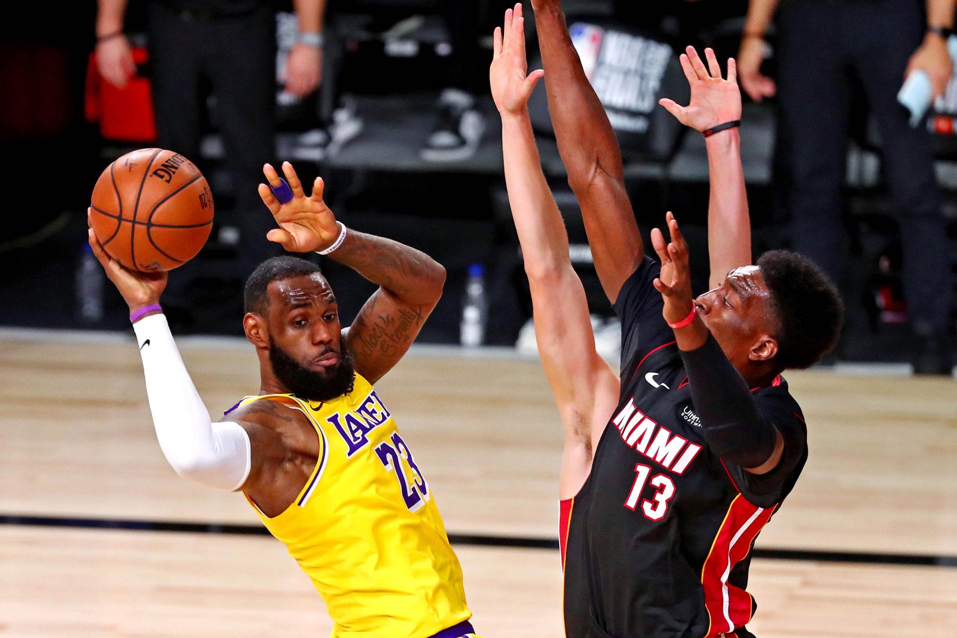NBA: Finals-Miami Heat