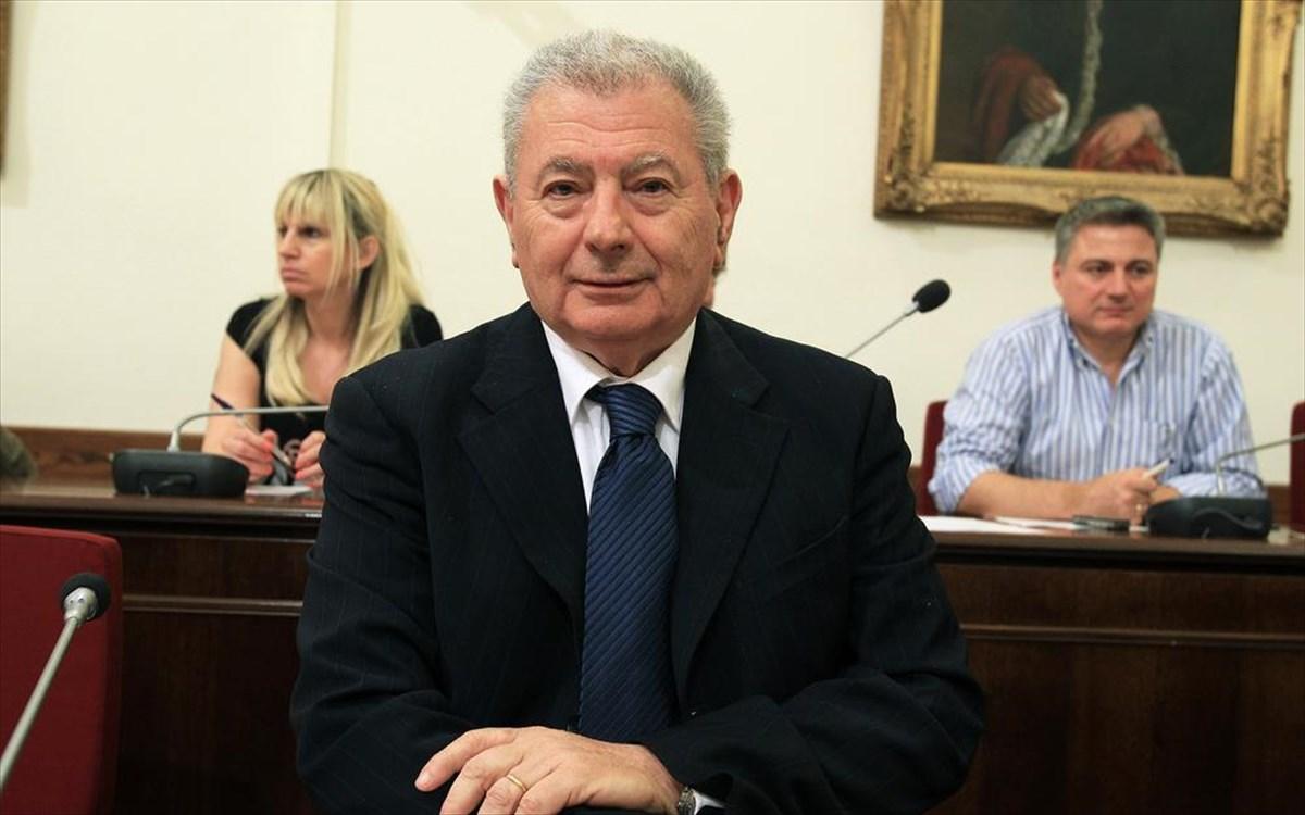 Νεκρός ο πρώην υπουργός του ΠΑΣΟΚ Σήφης Βαλυράκης