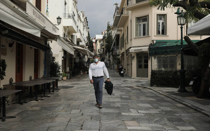 Σε αυστηρό lockdown Αχαΐα και Εύβοια - Όλα τα μέτρα που θα ισχύουν