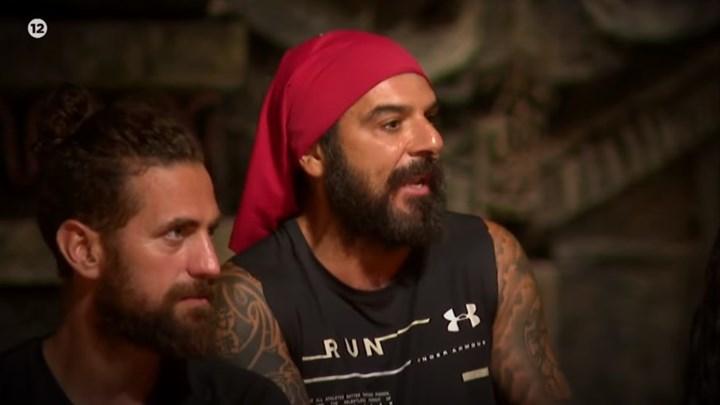 Survivor - Έξαλλος ο Τριαντάφυλλος με τον Κώστα Παπαδόπουλο: Ποιος είσαι για να το κάνεις αυτό;