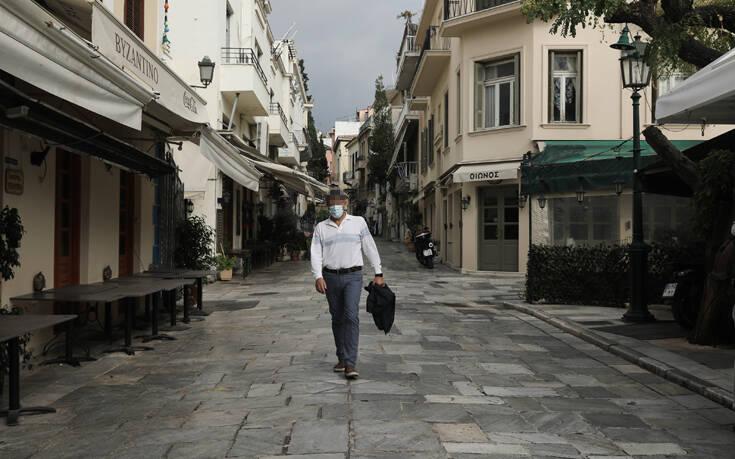 Κλειστά τα μαγαζιά και απαγόρευση κυκλοφορίας από τις 18:00 σε Αττική, Θεσσαλονίκη, Χαλκιδική τα Σαββατοκύριακα