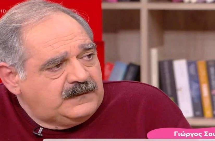 Χείμαρρος ο Σουξές: «Ο Λιγνάδης έπρεπε να παραιτηθεί νωρίτερα, όλοι ξέραμε … Είναι Εθνικό Θέατρο, είναι λεφτά δικά μας»