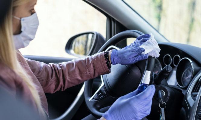 Κορονοϊός: Πώς να διατηρήσετε το αυτοκίνητό σας ασφαλές