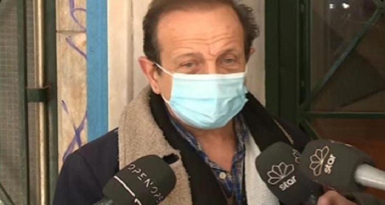 Σπύρος Μπιμπίλας: Απόψε κοιμήθηκα αγκαλιά με όλη την Ελλάδα