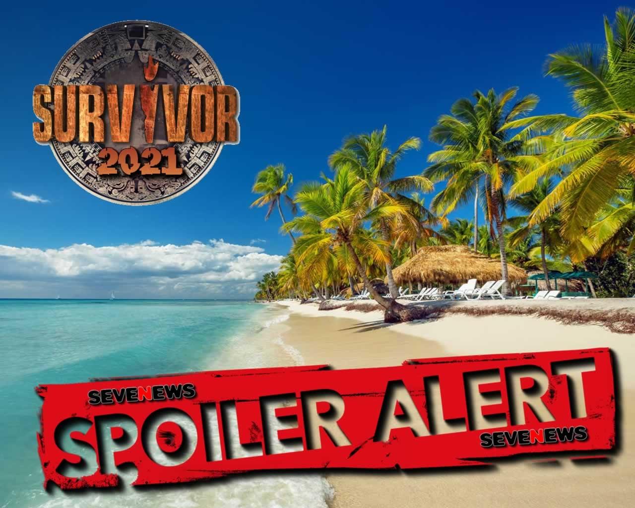 Survivor, Survivor 2021, Survivor 4, SURVIVOR GREECE, SURVIVOR GREECE 2021, Survivor Spoiler, Survivor spoiler 01/02,Survivor Spoiler 1/2,Survivor διαρροή 1/2, Survivor ασυλία, survivor διαρροή 01/02, ειδησεις, ειδήσεις σημερα