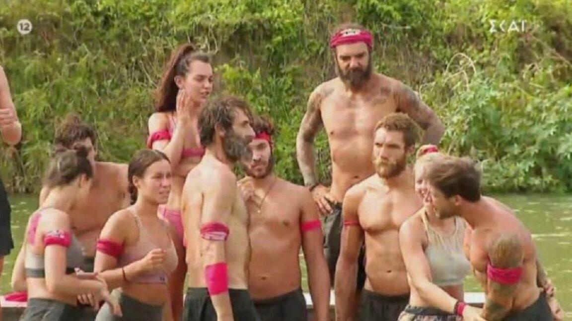Survivor: Επεισόδιο Άλεξ – Ηλία στον δεύτερο αγώνα ασυλίας
